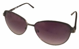 Kenneth Cole Reaction Mens Metal Aviator Sunglass Gunmetal KC1294 8B - $17.99