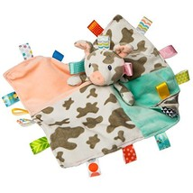 Taggies Chara Counter Blanket, Patches Pig - $24.99