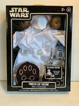 """Disney Parks Star Wars Princess Leia Costume Outfit 17"""" ShellieMay Plush... - $27.43"""