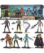 Defense of Cobra Island GI Joe 25th Anniversary Action Figure Pack - $293.98