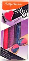 Sally Hansen I Heart Micro Glitter Tri-Color Nail Art Kit - $2.99