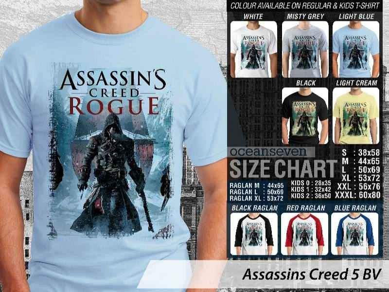 Assassins creed rogue 1