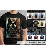T shirt Assassins Creed Unity Season Pass Many Color & Design Option - $10.99+