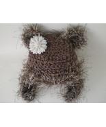 BABY GIRL MEDIUM BROWN/TAUPEY KITTY/TEDDY BEAR ... - $14.00