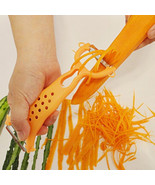 For Kitchen, stainless Steel Graters icer Gadget Fruit icer Cutter rot S... - $4.99+