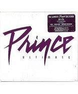 Prince Ultimate (2 Cd) Greatest Hits & Remixes ... - $40.00