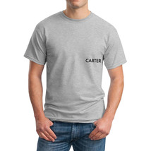 Carter Your Name Men's Grey T-shirt NEW Sizes S-2XL - $9.89+