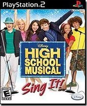 Disney Interactive 71149 Disney High School Musical Sing It -Playstation 2 - $1.12