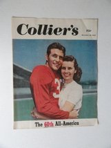 Paul Dorsey, Collier's Magazine, 1949 (cover only) cover art Paul Dorsey the ... - $19.79