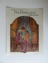 Reginald P. Ward, Needlecraft The Home Arts Magazine 1934 (cover only) c... - $18.99