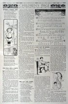 The Children's Page, September 7, 1916, the Youth's Companion [497]. Stories,... - $16.82