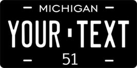 Michigan 1951 Personalized Tag Vehicle Car Auto License Plate - $16.75