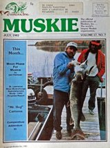 """Muskie magazine cover art [cover only] Color Illustration 8""""x 11"""" Print art (... - $18.99"""