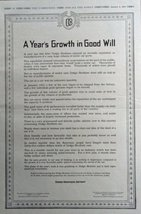 Dodge Brothers, Detroit (first year making Cars). 1916 Print Ad. Full Pa... - $19.79