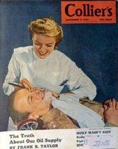 Erwin Blumenfeld, Collier's magazine, 1943 cover art[cover only] Color Illust... - $15.83