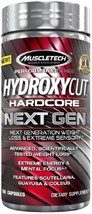 MuscleTech Hydroxycut Hardcore Next Gen - $48.46