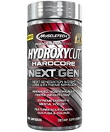 MuscleTech Hydroxycut Hardcore Next Gen - $48.46