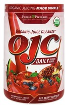 Certified Organic Juice Cleanse  - Red Berry Surprise - $35.59