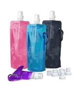 Vapur 0.5L Foldable Water Bottle (1) - £7.48 GBP