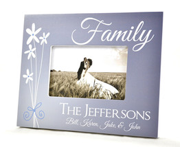 Family Personalized Picture Frame - $36.58