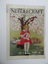 Needlecraft Magazine, May, 1929 (cover and story on cover,see pix.) cove... - $24.74