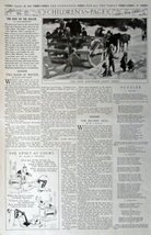 The Children's Page, January 20,1916, the Youth's Companion [37]. Stories, Pu... - $16.82