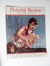Anton Bruehl, Pictorial Review Magazine, 1936 (cover only) cover art by ... - $19.79