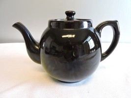 Antique Early 20th Century Oxford of Ohio Brown Betty Teapot - $75.00