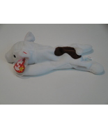Butch the Bull Terrier Ty Beanie Baby - $9.95