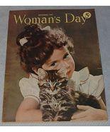Woman's Day Magazine September 1949 - $9.95