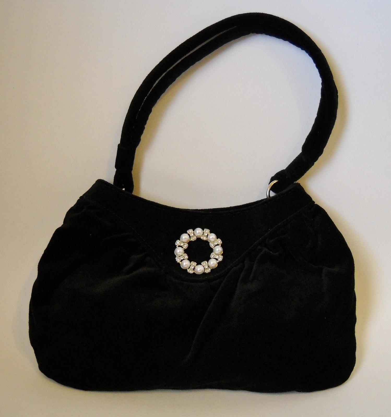 Find great deals on eBay for black velvet handbag. Shop with confidence.