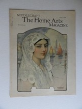 John Edwin Jackson, Needlecraft The Home Arts Magazine 1934 (cover only)... - $24.74