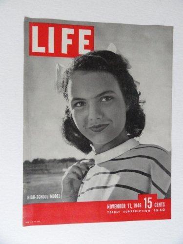 Shirley Arnow, Life Magazine art, 1946(cover only) cover art, high school mod... - $17.99