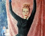 """Zorina, painted by Walter Klett, 10 1/2"""" x 13 1/2"""" Color Illustration, painti..."""