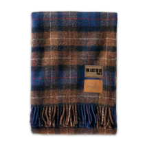 The Last of Us Part II Playstation Gear Pendleton Orange and Blue Throw ... - $289.99