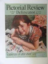Anton Bruehl, Pictorial Review /Delineator Magazine art, 1937 (cover onl... - $16.82