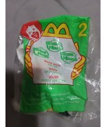 McDonald's Disney House of Mouse #2 Daisy Duck soft toy 2001 Happy Meal - $4.95