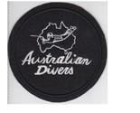Tralian divers la spirotechnique australian operations 1968 white on black 4.25 in thumb155 crop