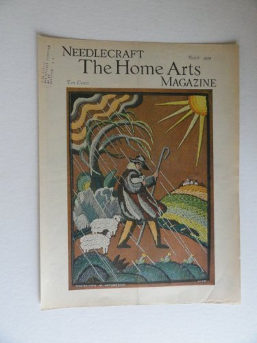 Primary image for Georgina Harbeson, Needlecraft The Home Arts Magazine, 1934 (cover only) cove...