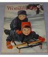 Vintage Woman's Day Magazine January 1951 - $7.95