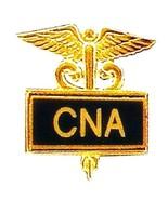 CNA Pin Certified Nurse Assistant Black Inlaid ... - $12.97