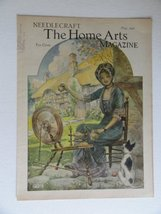 Reginald P. Ward, Needlecraft The Home Arts Magazine 1934 (cover only) c... - $17.99