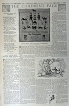 The Children's Page, March 9,1916, The Youth's Companion [137]. Stories, Puzz... - $16.82