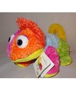 Kohl's Cares Leo Lionni A Color of His Own Chameleon Rainbow Plush Stuff... - $26.30