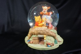 DISNEY WINNIE THE POOH/PIGLET TIGGER MUSICAL SN... - $59.95