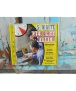 5-minute Web Page Maker PC Valu Soft - $4.94