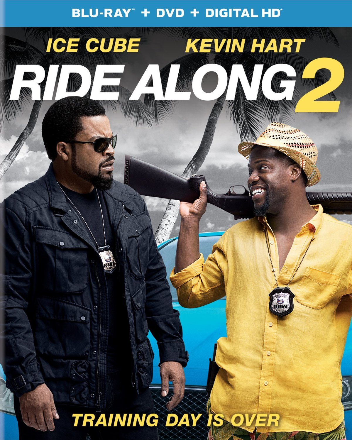 Ride Along 2 [Blu-ray With DVD, Ultraviolet Digital Copy)