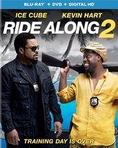 Ride Along 2 [Blu-ray With DVD, Ultraviolet Digital Copy) - $10.95
