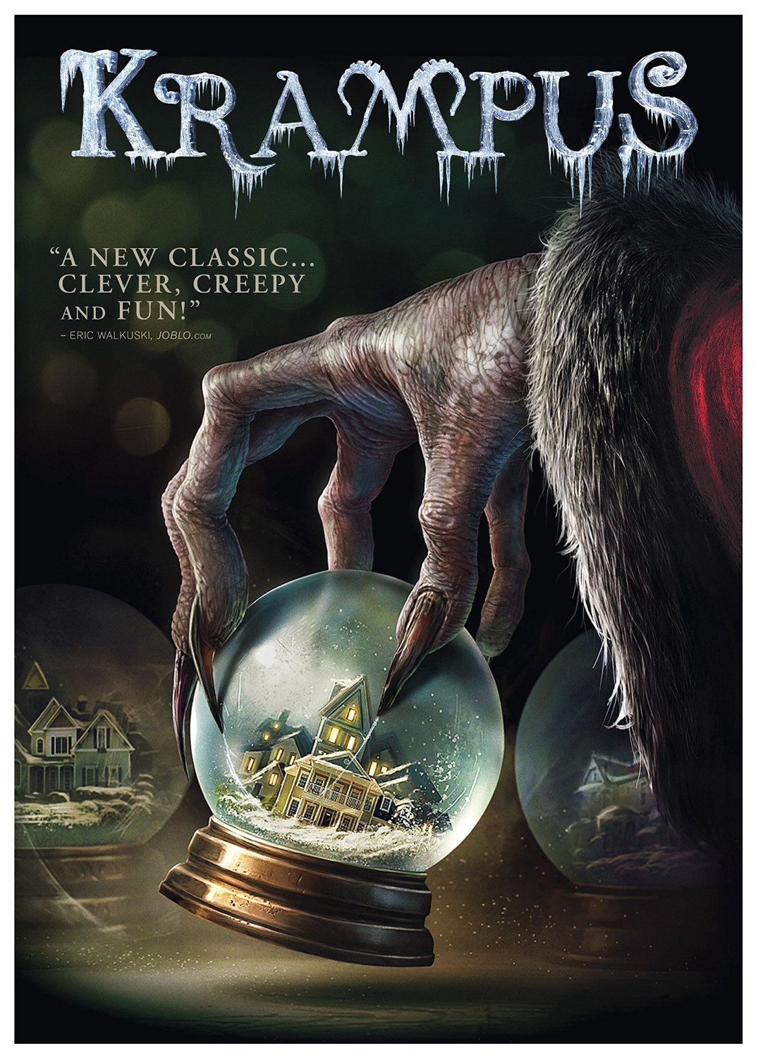 Primary image for Krampus (2016) DVD New