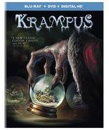 Krampus [Blu-ray With DVD, Ultraviolet Digital Copy) - $12.95
